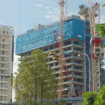 Uniscaffold Pte Ltd Hdb And Mom Approved Metal Scaffold